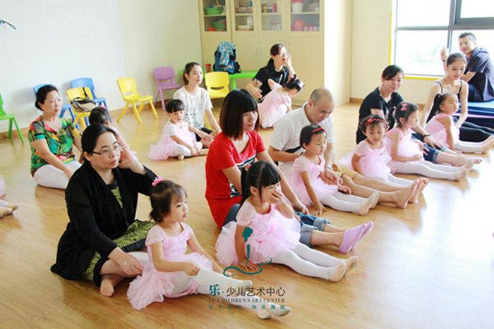 孩子学跳舞,见惯不怪的问题! - 广州乐芭蕾培训